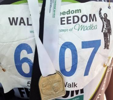 27 For Freedom Marathon 2017