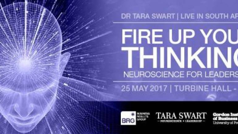 Neuroscience for Leadership – Dr Tara Swart