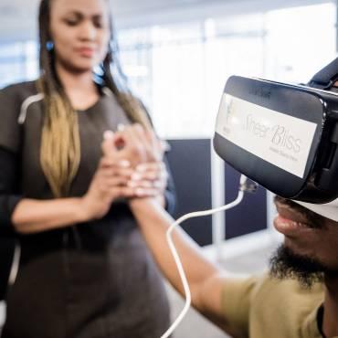 MEED – Virtual Reality Massage
